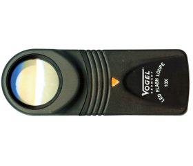Lupa de mano con LED
