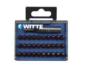 Caja de 30 puntas de atornillar BITCAS