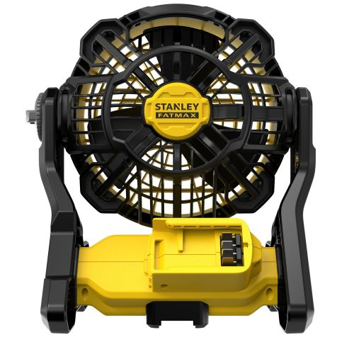 Ventilador V20 18V sin batería/cargador