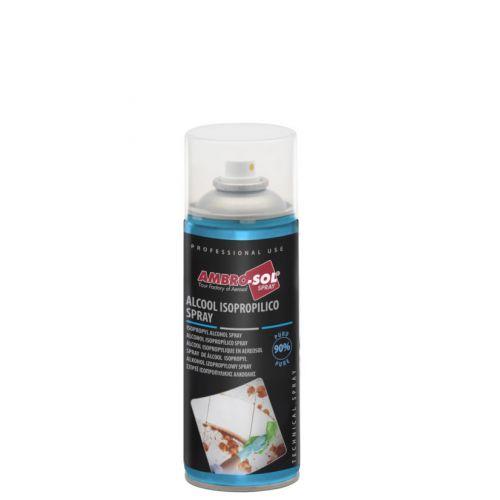 Spray Higienizante Alcohol Isopropílico