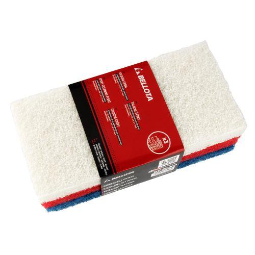 Recambio estropajo dureza blanda-media-alta para limpieza epoxi / SP24XP