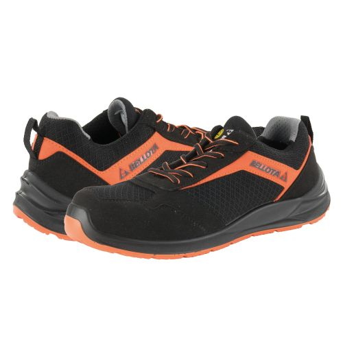 Zapatilla de seguridad Flex Nitro S1P Orange / FWT05BO