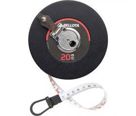 Cinta métrica de fibra de vidrio para trabajos de medición de larga distancia / 50021