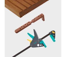 Construcción de terrazas de madera