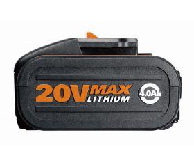 Worx WA3553 - Batería 20V 4Ah POWERSHARE
