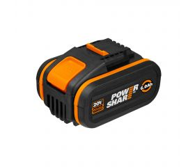 Worx WA3641 - Batería 20V 6Ah POWERSHARE