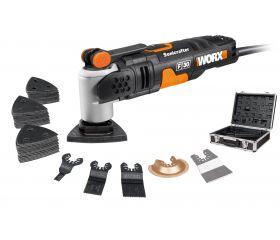 Worx WX680 - Multiherramienta Sonicrafter® F30 350W