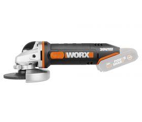 Worx WX800.9 - Amoladora 115mm 20V (S/bat)
